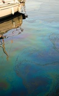 Pollution marine, avocat droit de l'environnement Marseille